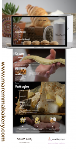 Maremma Bakery | Landing Page