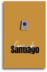 Copertina Libro di Viaggio | Camino de Santiago